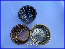 Burnished gun metal Black stainless steel single bowl kitchen sink R10 w drainer