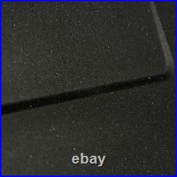 Franke Gemini 1.0 Bowl Black Reversible Kitchen Sink & KT7 Pull-out Spray Tap