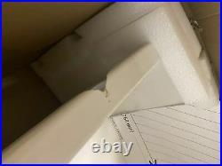 Rohl 6307-00 Allia 31 Single Bowl Undermount Fireclay Kitchen Sink, White