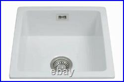 Single Bowl Inset Kitchen Sink- RRP £225