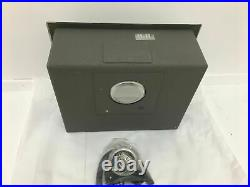 Undermount Kitchen Sink Single Bowl Stainless Steel, 1.2mm Thick, 440x440x200mm